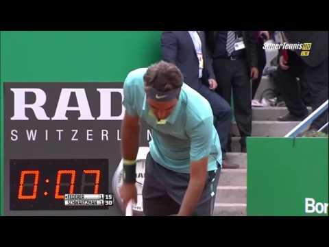 Roger Federer vs Diego Sebastian Schwartzman FULL MATCH HD ISTANBUL 2015 PART 1