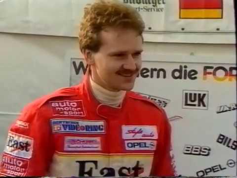 German F3 Series 1990, with Michael Schumacher
