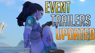 Overwatch: Event Trailers | Newest To Oldest | Summer 2016 - Summer 2017 HD