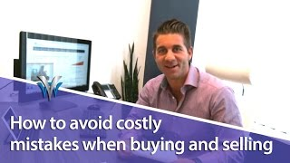 Kelowna Real Estate: How to avoid costly mistakes when buying and selling