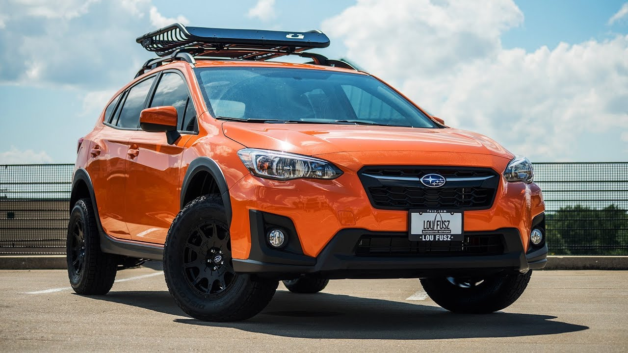 2019 Subaru Crosstrek Premium Lifted Off Road Build Beauty Roll