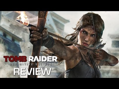 Tomb Raider Definitive Edition Review Ps4 And Xbox One Youtube