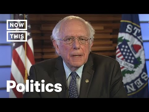 Bernie Sanders Responds to Trump's SOTU — Full Speech | NowThis