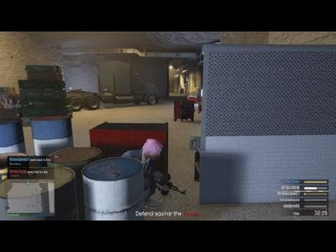 GTA 5 ONLINE | BUNKER- TRADING PLACES ($40,000)