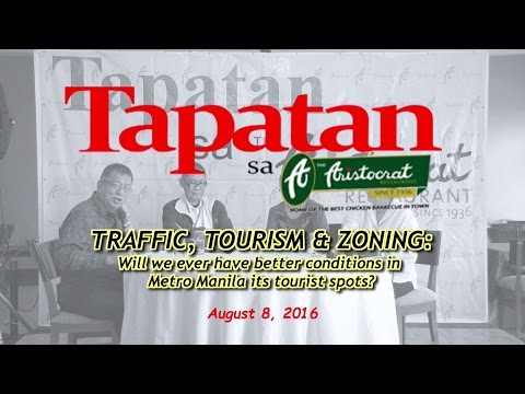 Traffic, Tourism & Zoning