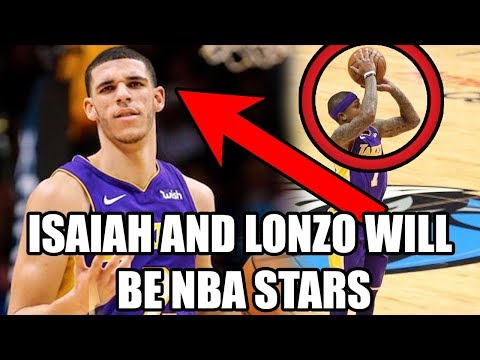 Why Isaiah Thomas and Lonzo Ball Will Be NBA STARS on the Lakers