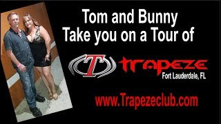 Tour a real Swingers club Trapeze Club in Fort Lauderdale   Trapeze Atlanta sister club