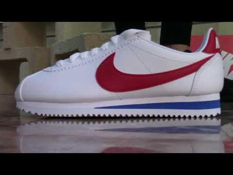 Nike Cortez Mujer 2019 -2020 Valencia - YouTube