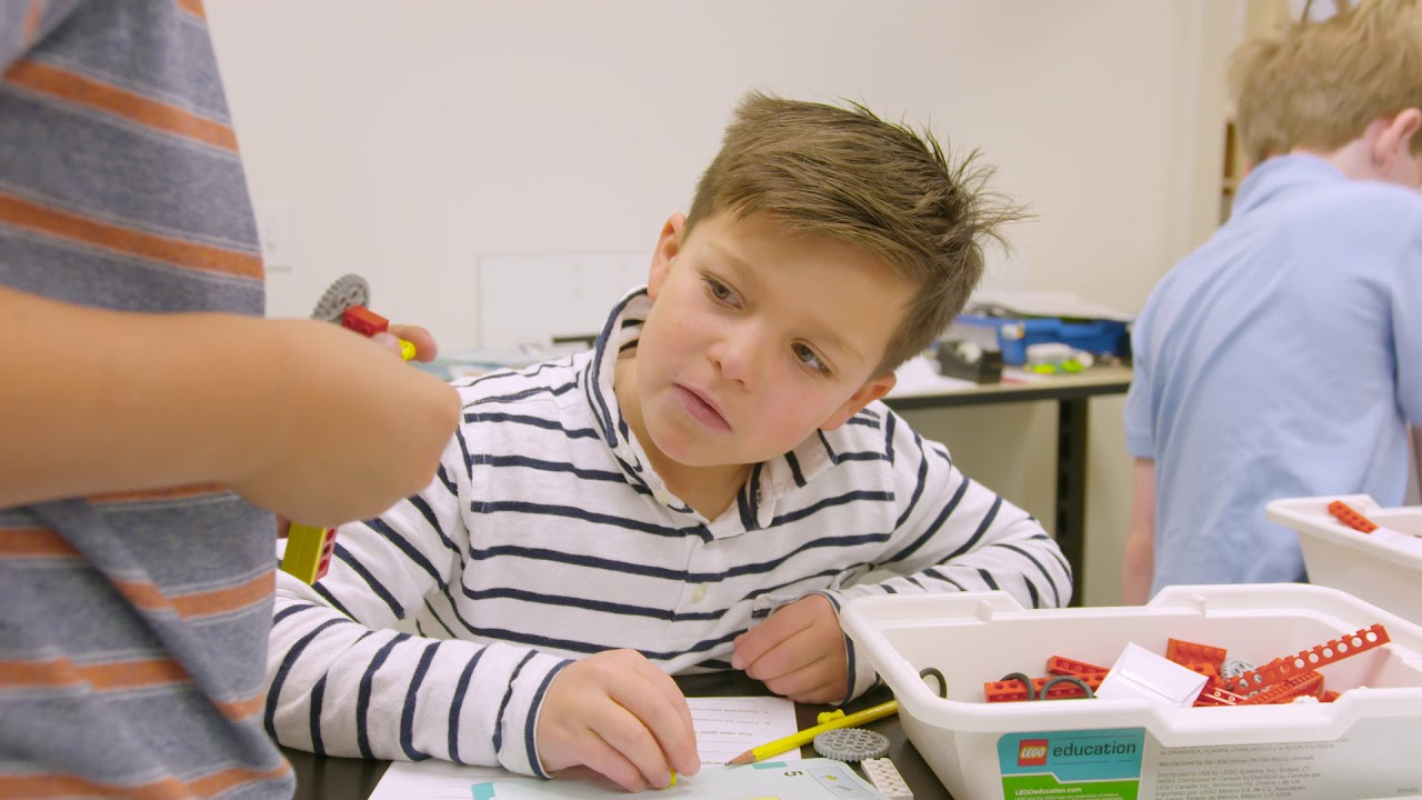 Máquinas Simples - LEGO Education ROBOTIX