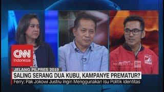 Pilih Ma'ruf Amin Jadi Cawapres, Gerindra: Jokowi Justru Ingin Gunakan Isu Politik Identitas