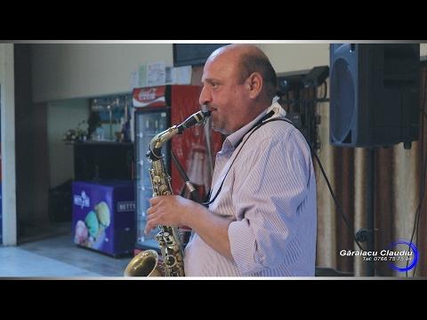 Marcel de la Osica [SAXOFON] HORA Asezata LIVE | Nunta Dan si Cristina | Muzica Petrecere
