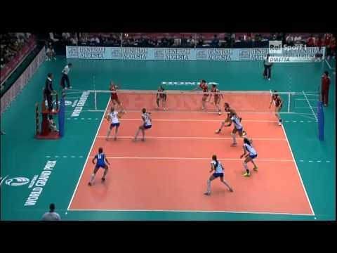 140803 World Grand Prix C: Italy - China