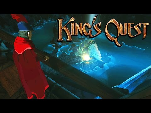 First Look: King's Quest Brings Retro Wonder to a New Generation