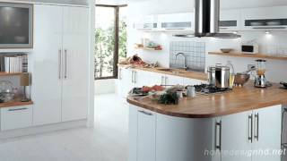 L Shaped Kitchen [hd]