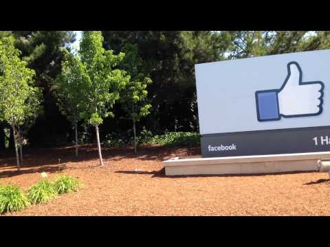 Facebook Headquater Office 1 Hacker Way Menlo Park