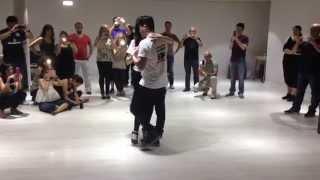 TALLER DE KIZOMBA Logroño Laura DONOSTI BK - Dynamo - Princesa feat. Djodje & Ricky Boy
