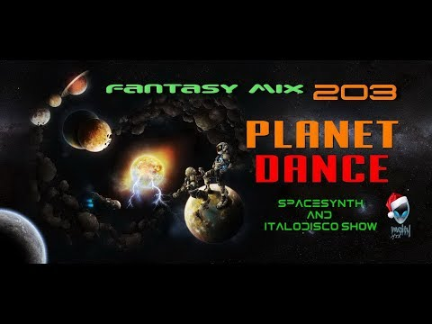 mCITY - FANTASY MIX SERIES 203 - PLANET DANCE 2O17