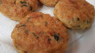 Chicken shami kabab l Shami kabab l Ramadan recipes