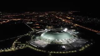 Ночной стадион 'Самара Арена' #Samara #Russia