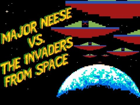 Major Neese vs. The Invaders from Space |