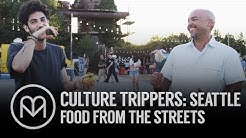 Culture Trippers Seattle: Food From the Streets