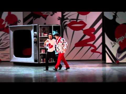 L'Elisir d'Amore - Elixirul Dragostei, Donizetti, Opera Nationala Bucuresti. VL 2012