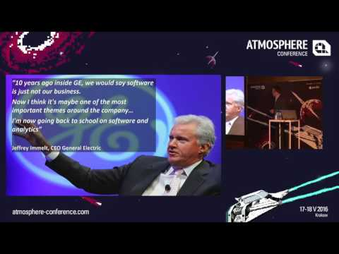 Atmosphere 2016 - DX & Digital Performance Platform  (Janusz Dąbrowski)