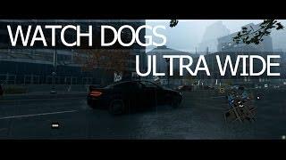 Watch Dogs PC Ultra Settings 2560x1080 (21:9) Ultrawide