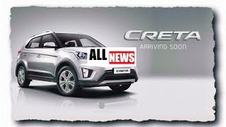 Все факты о Hyundai Creta ALL NEWS смотреть