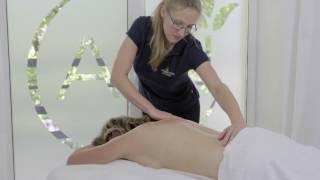 Masaż relaksacyjny pleców w ANNA NOCOŃ Health & Beauty Katowice