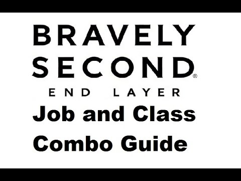 Bravely Second - Job and Class Combo Guide ~ The MetaGame