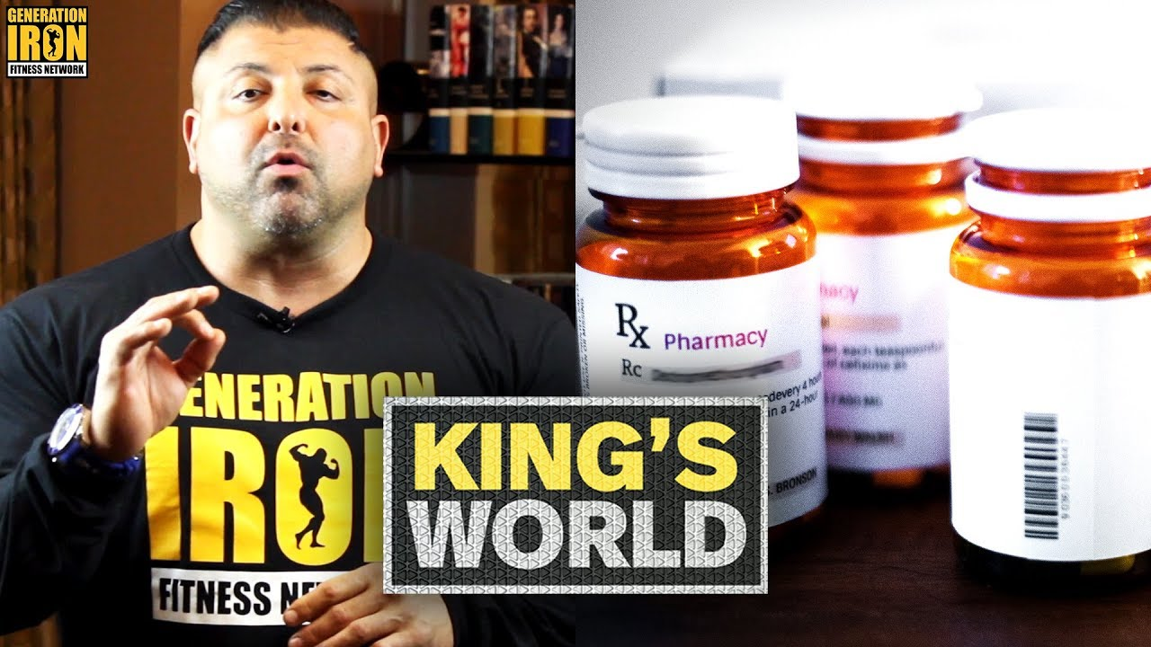 King Kamali's Favorite SARMs And What They Do | King's World