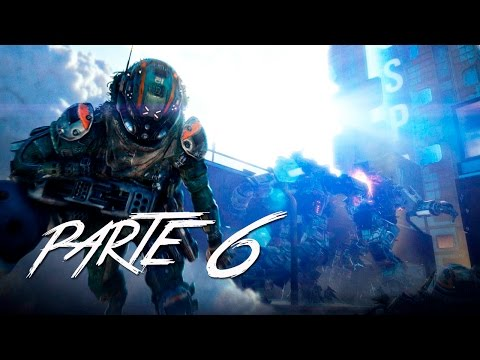 TITANFALL 2 PARTE  6 | GAMEPLAY EN ESPAÑOL | LETS PLAY | PS4