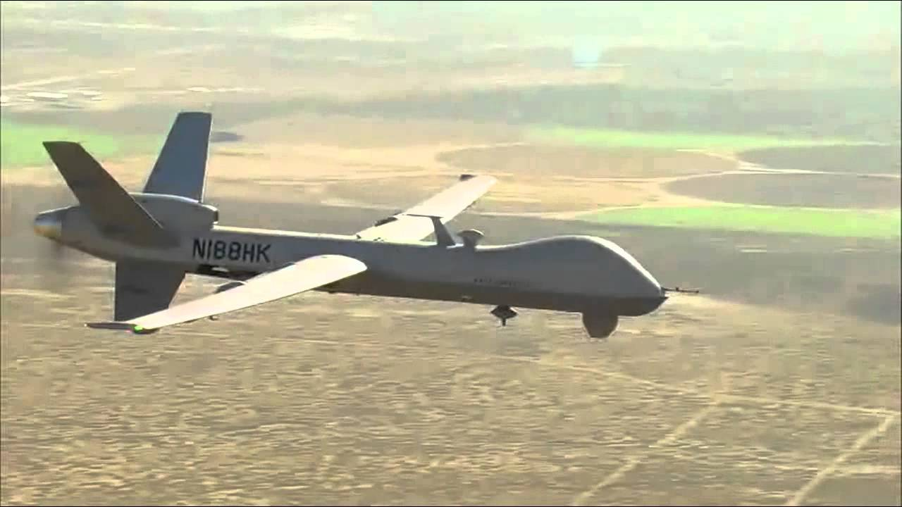 General Atomics MQ 9 Reaper - Alchetron, the free social encyclopedia