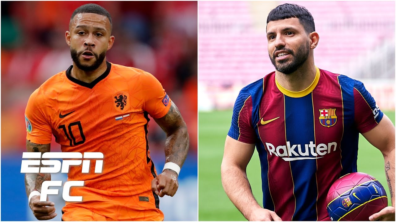 Download Was signing Memphis Depay and Sergio Aguero a MISTAKE by Barcelona? | ESPN FC