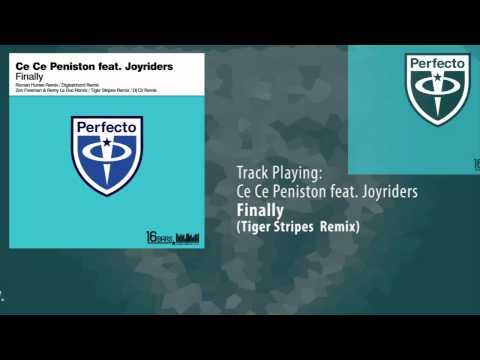 Ce Ce Peniston Feat. Joyriders - Finally (Tiger Stripes Remix)