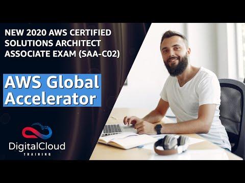 AWS Global Accelerator - SAA-C02 AWS Certified Solutions Architect Associate Exam Training
