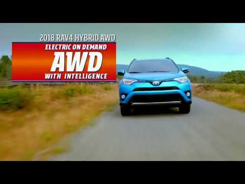 2018 Toyota Rav4 Hybrid Tv Commercial Redefining What A Can Be Shkata Com