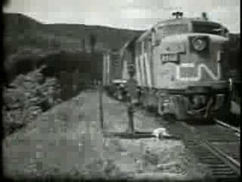 Central Vermont, CN, MEC and other B&W Films
