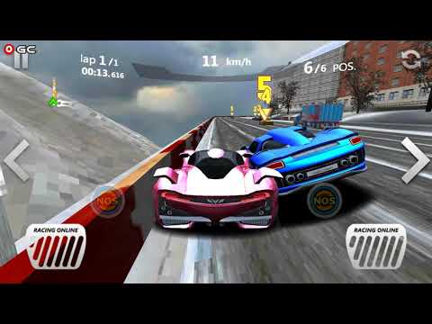 Sports Car Racing / Mobile Racing Game Simulator / Android Gameplay FHD #3