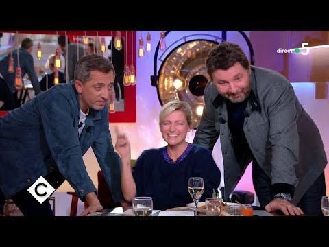 Au Dîner Avec Gad Elmaleh Et Philippe Lellouche ! - C à Vous - 20/11/2018