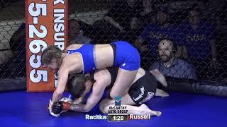 KCFA 26 Katelyn Radtka vs Julie Russell