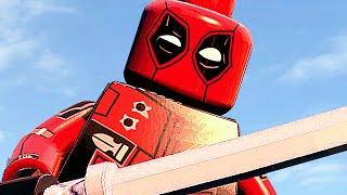ДЭДПУЛ ИЗ ФИЛЬМА в LEGO Marvel's Avengers!