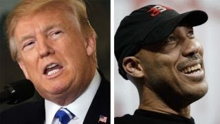 Trump vs. LaVar Ball: Does the president have a point? thumbnail