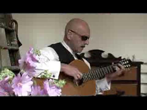 Flamenco Guitarist Dorset 1