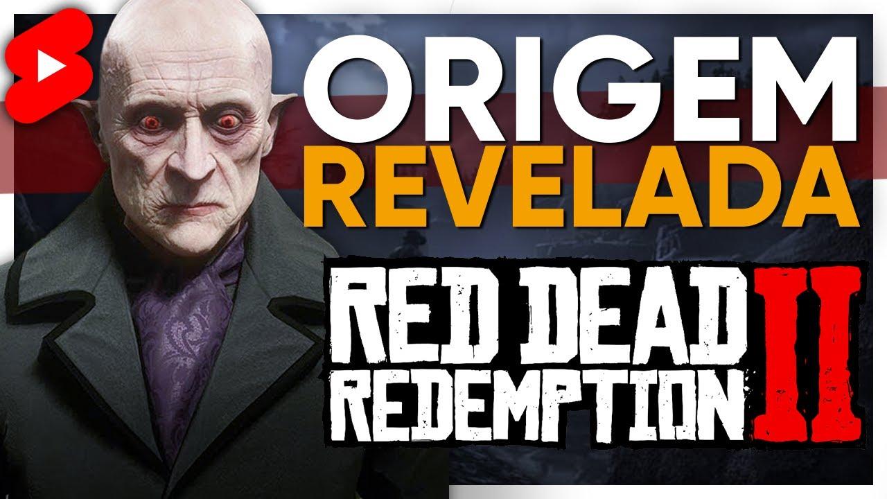 Vampiro de RED DEAD REDEMPTION 2 Explicado