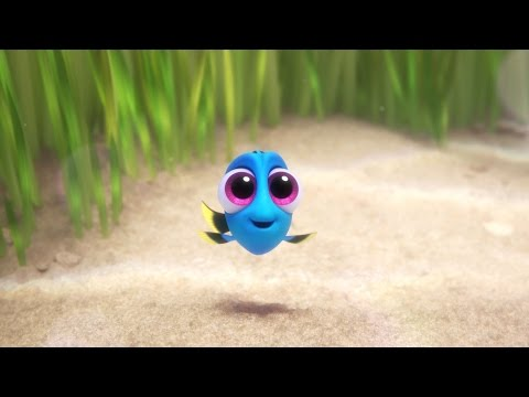 "Thumbnail: ""Baby Dory"" Clip - Finding Dory"
