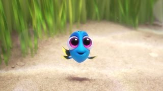 """baby Dory"" Clip - Finding Dory"