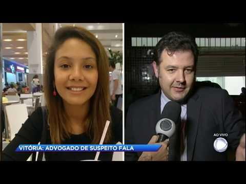 Advogado de suspeito do caso Vitória fala ao Cidade Alerta