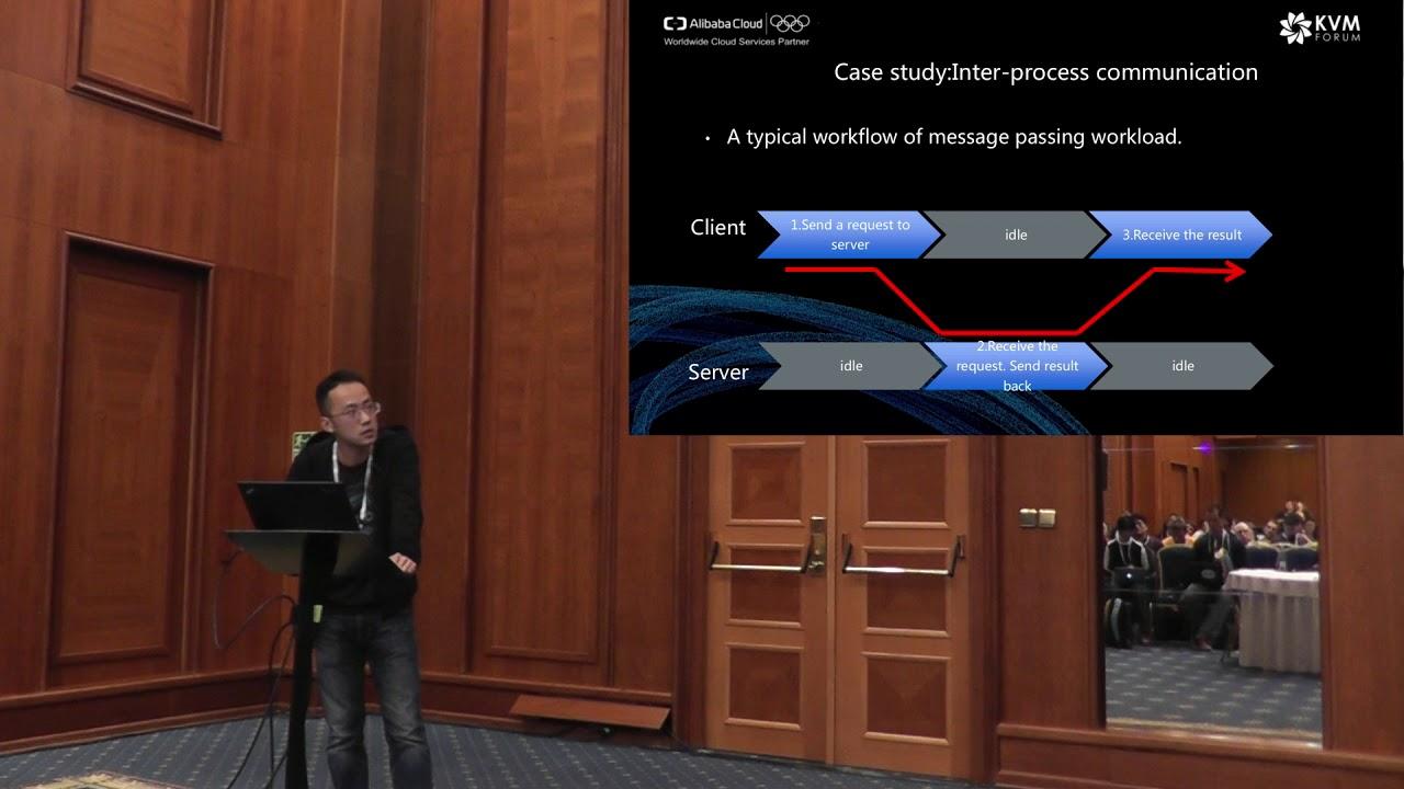 [2017] KVM Performance Tuning on Alibaba Cloud by Yang Zhang